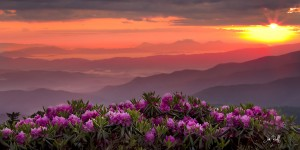 Sunrise on Roan Jim Ruff